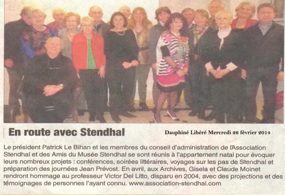 ARTICLE DL 25 FEV 2014 Annonce 8 avril