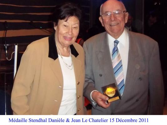 A medaille stendhal le chatelier 15 dec 2011